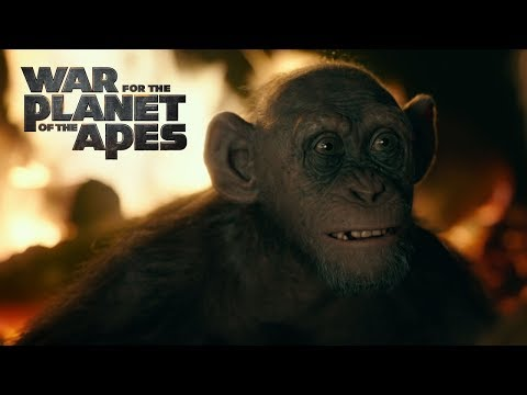 War for the Planet of the Apes | Official Clip 'Bad Ape' | HD | NL/FR | 2017