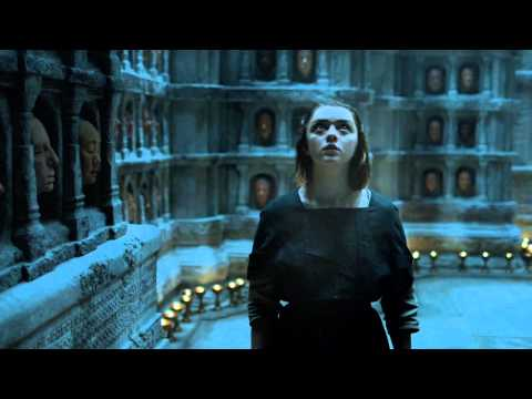 Game of Thrones Season 5: Episode #6 Clip - The Hall of Faces (HBO)