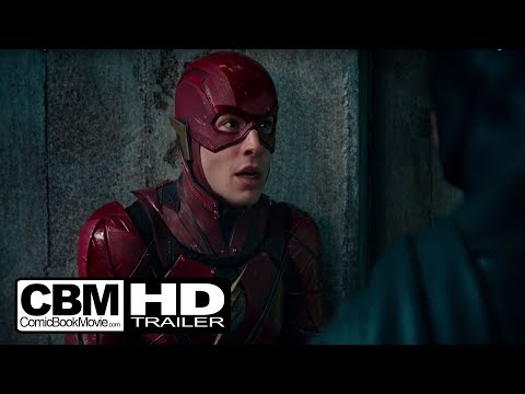 Justice League - I've Never Done Battle Clip - 2017 Warner Bros, DC Movie HD