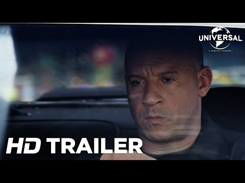 Fast & Furious 8 Official Trailer 2 (Universal Pictures) HD