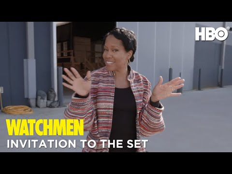 Watchmen: Invitation to the Set with Regina King | HBO