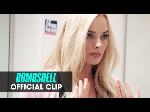 """Bombshell (2019 Movie) Official Clip """"No Crying at Fox"""" – Margot Robbie, Kate McKinnon"""