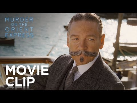 "Murder on the Orient Express | ""I Know Your Moustache"" Clip 