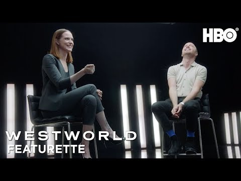 Westworld Season 3 | Welcome to Westworld: Evan Rachel Wood & Aaron Paul – Analysis Featurette | HBO