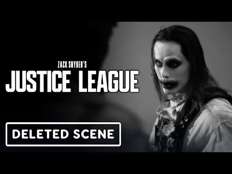 """Zack Snyder's Justice League - """"We Live in a Society"""" Extended Deleted Scene"""
