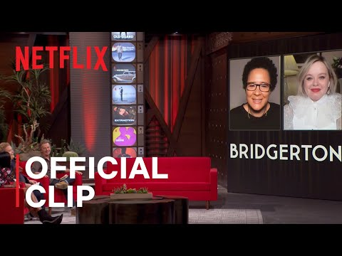 Bridgerton Costume Secrets With Nicola Coughlan and Golda Rosheuvel | The Netflix Afterparty