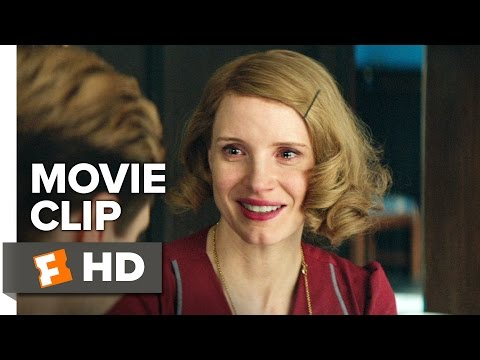 The Zookeeper's Wife Movie CLIP - Heck's Offer (2017) - Jessica Chastain Movie