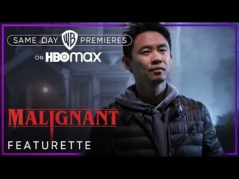 Malignant | Nightmares & Dreamscapes (Featurette) | HBO Max