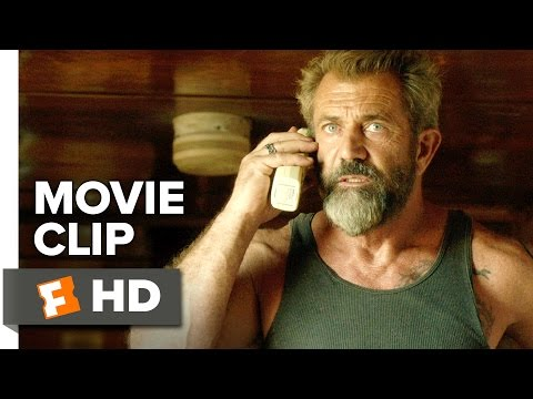 Blood Father Movie CLIP - Phone Call (2016) - Mel Gibson Movie