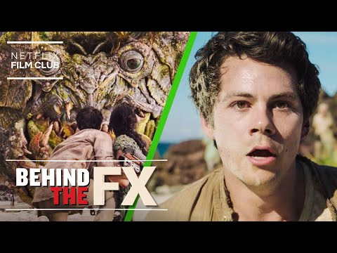 Dylan O'Brien Breaks Down The Visual Effects In Love and Monsters | Netflix