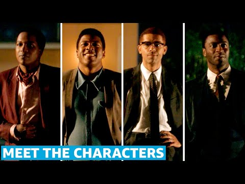 One Night in Miami   Meet the Characters   Prime Video