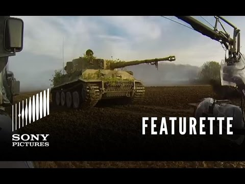 Go Inside the Tanks of FURY - Featurette