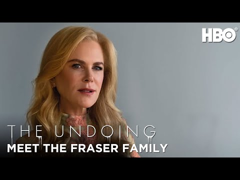 The Undoing: Meet the picture-perfect Fraser family—and all their secrets | HBO