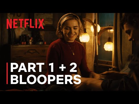 Chilling Adventures of Sabrina | Bloopers Part 1 - 2 | Netflix