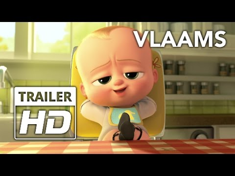 The Boss Baby | Official Trailer #2 | HD | Vlaams | 2017