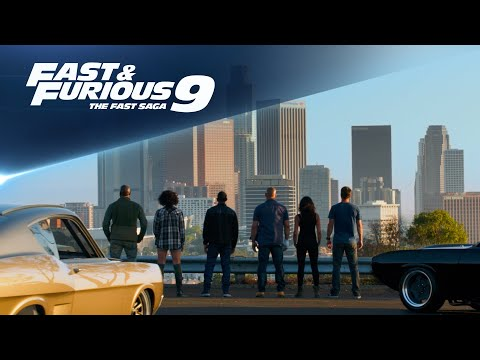 FAST & FURIOUS 9 – You Know It's Fast When (Universal Pictures) HD