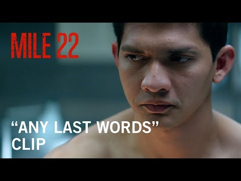 """Mile 22 