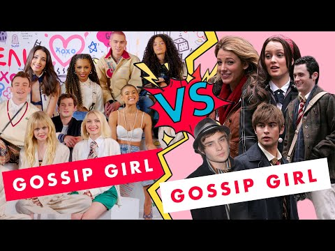 What Does the Cast of the New Gossip Girl Know About the Original Gossip Girl?   Cosmopolitan