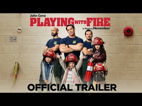 Playing with Fire - Official Trailer - In Theatres November