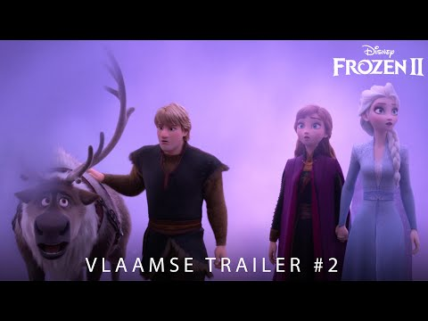 Frozen 2 | Vlaamse Trailer 2 | Disney BE