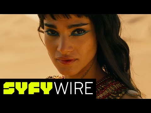 The Mummy Exclusive Interview: Meet the Mummy | SYFY WIRE