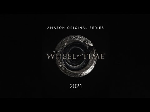 The Wheel Of Time – Motion Title Treatment   Prime Video