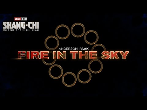 Fire in the Sky   Marvel Studios' Shang-Chi and The Legend of The Ten Rings