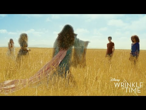 """The Gifts"" Clip - Disney's A Wrinkle in Time"