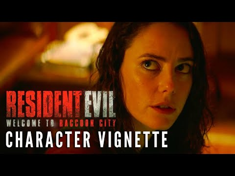 RESIDENT EVIL: WELCOME TO RACCOON CITY Character Vignette – Claire Redfield