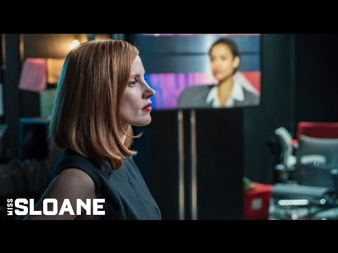 Miss Sloane | Clip - Who's With Me [HD]