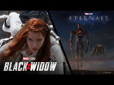 Marvel Studios' The Eternals and More Coming in 2020!