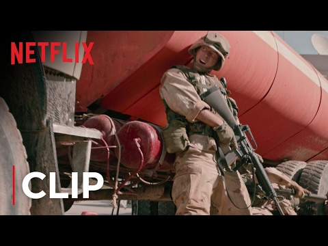 Sand Castle   Clip: Coming From Everywhere   Netflix