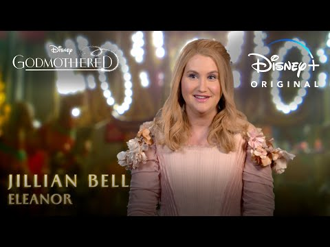 Behind the Magic with Eleanor | Godmothered | Disney+