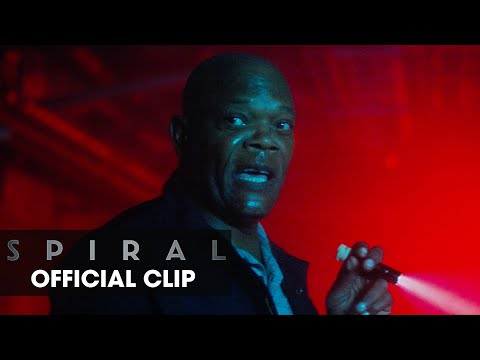 """Spiral: Saw (2021 Movie) Official Clip """"You Want to Play Games"""" – Samuel L. Jackson"""