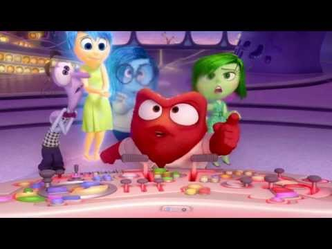 """""""Disgust & Anger"""" Clip - Inside Out"""