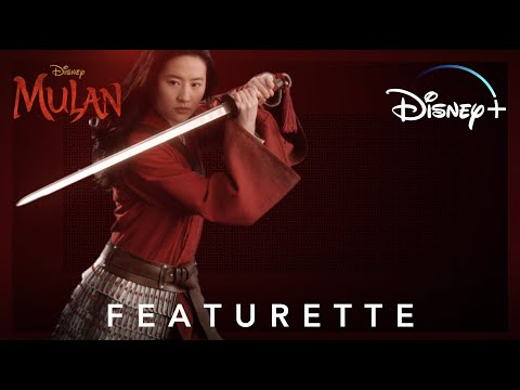 Start Streaming Friday | The Look of Mulan Featurette | Disney+