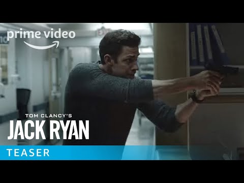 Tom Clancy's Jack Ryan – Teaser: First One | Prime Video