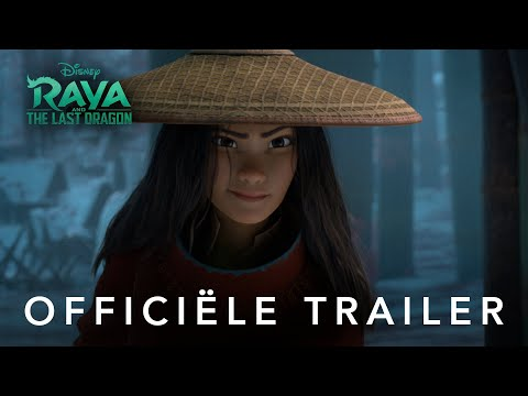 Raya and the Last Dragon | Ondertitelde trailer | Disney BE
