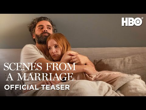 Scenes from a Marriage (2021)   Official Teaser   HBO
