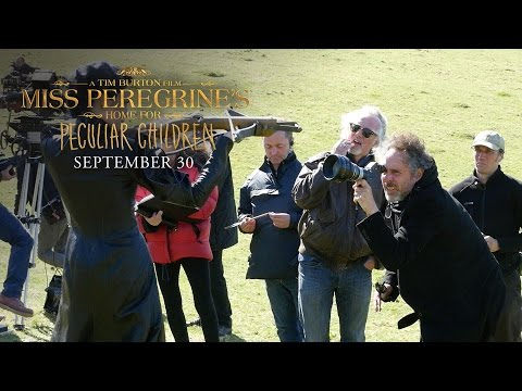 Miss Peregrine's Home For Peculiar Children | The Vision of Tim Burton | 20th Century FOX