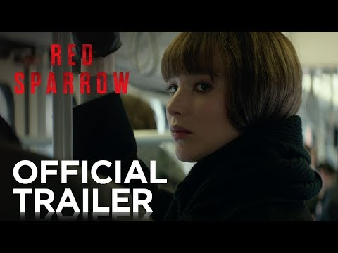 Red Sparrow | Official Trailer #1 | HD | NL/FR | 2017