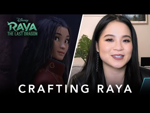 Raya and the Last Dragon | Crafting Raya Featurette