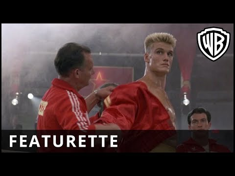 """CREED II – """"Sylvester Stallone & Dolph Lundgren – Finding Dolph"""" Featurette – Warner Bros. UK"""