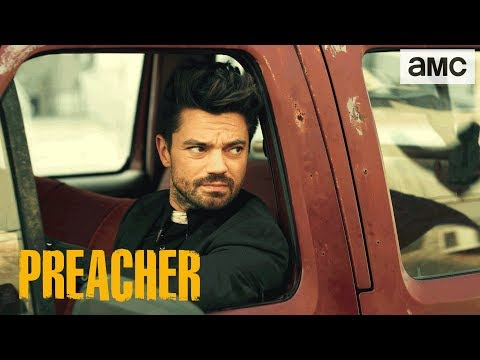 Preacher Season 3: 'Family Reunion in Angelville' Behind the Scenes
