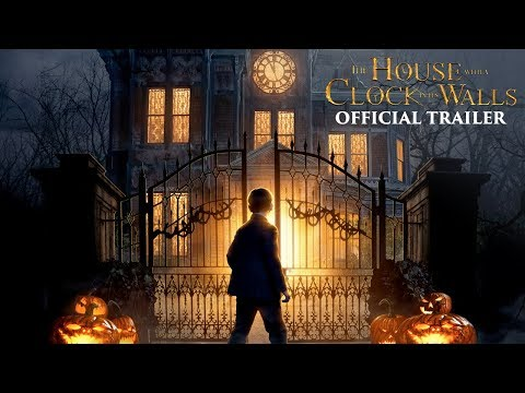 The House with a Clock in Its Walls - Official Trailer 1