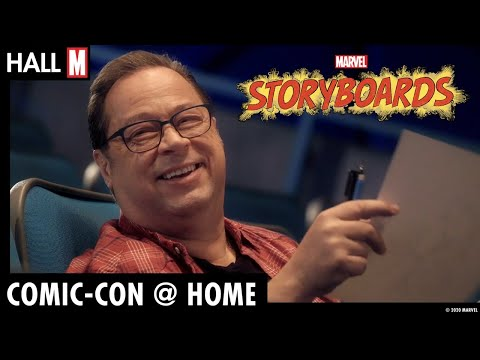 Comic-Con@Home Panel | Marvel's Storyboards