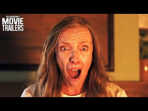 HEREDITARY Toni Collette Clip + Featurette NEW (2018) - Horror Movie