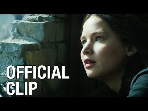 The Hunger Games: Mockingjay Part 1 (Jennifer Lawrence) – Official Fourth Clip