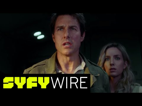 The Mummy Sneak Peek: First Look at Dr. Jekyll and Mr. Hyde | SYFY WIRE