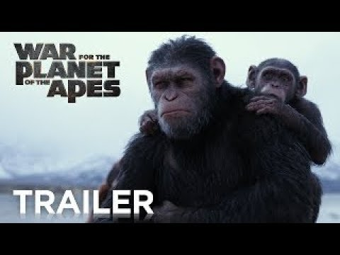 War for the Planet of the Apes | Official Trailer #4 | HD | NL/FR | 2017